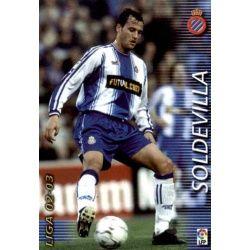 Soldevilla Espanyol 132 Megafichas 2002-03