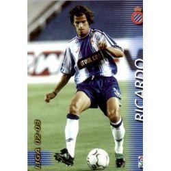 Ricardo Espanyol 134 Megafichas 2002-03