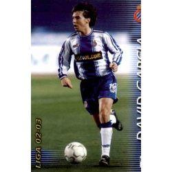 David Garcia Espanyol 135 Megafichas 2002-03