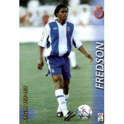 Fredson Espanyol 139 Megafichas 2002-03