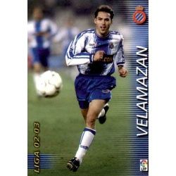 Velamazan Espanyol 140 Megafichas 2002-03