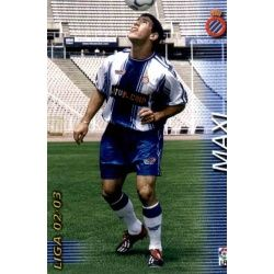 Maxi Espanyol 142 Megafichas 2002-03