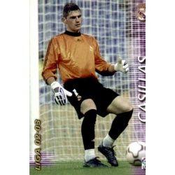 Casillas Real Madrid 146 Megafichas 2002-03