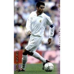 Hierro Real Madrid 149 Megafichas 2002-03