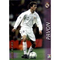 Pavon Real Madrid 150 Megafichas 2002-03
