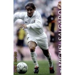 Michel Salgado Real Madrid 148 Megafichas 2002-03