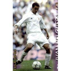 Ivan Helguera Real Madrid 153 Megafichas 2002-03