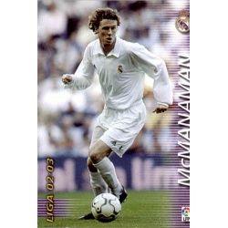 Mcmanaman Real Madrid 156 Megafichas 2002-03