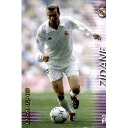 Zidane Real Madrid 158 Megafichas 2002-03