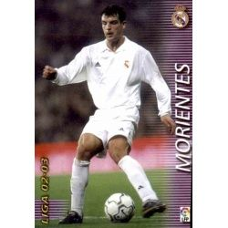 Morientes Real Madrid 162 Megafichas 2002-03