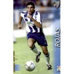 Rojas Málaga 166 Megafichas 2002-03