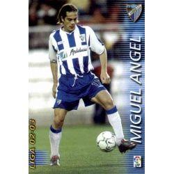 Miguel Angel Málaga 172 Megafichas 2002-03