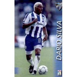 Dario Silva Málaga 179 Megafichas 2002-03