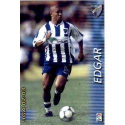 Edgar Málaga 177 Megafichas 2002-03