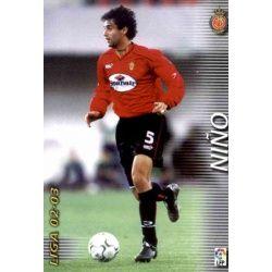 Niño Mallorca 185 Megafichas 2002-03