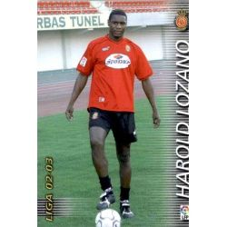 Hector Lozano Mallorca 192 Megafichas 2002-03