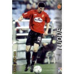 Luque Mallorca 198 Megafichas 2002-03