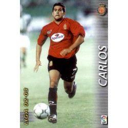 Carlos Mallorca 197 Megafichas 2002-03