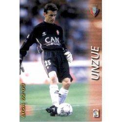 Unzue Osasuna 200 Megafichas 2002-03