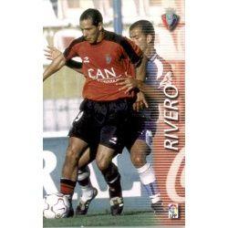 Rivero Osasuna 209 Megafichas 2002-03