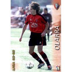 Olarra Osasuna 206 Megafichas 2002-03