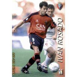 Ivan Rosado Osasuna 213 Megafichas 2002-03