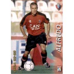 Alfredo Osasuna 211 Megafichas 2002-03