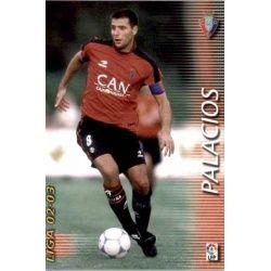 Palacios Osasuna 210 Megafichas 2002-03