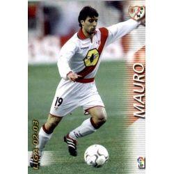 Mauro Rayo Vallecano 237 Megafichas 2002-03