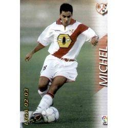 Michel Rayo Vallecano 247 Megafichas 2002-03