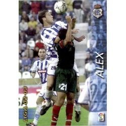 Alex Recreativo 258 Megafichas 2002-03