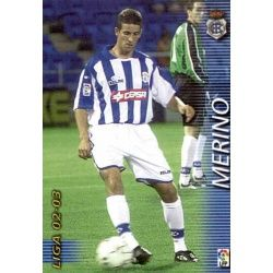 Merino Recreativo 261 Megafichas 2002-03