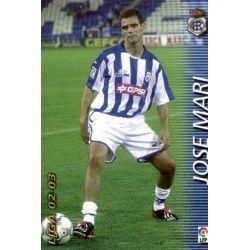 Jose Mari Recreativo 264 Megafichas 2002-03