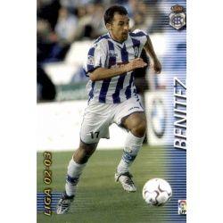 Benitez Recreativo 267 Megafichas 2002-03