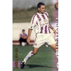Santamaria Valladolid 329 Megafichas 2002-03
