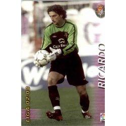 Ricardo Valladolid 326 Megafichas 2002-03