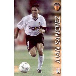 Juan Sanchez Valencia 322 Megafichas 2002-03