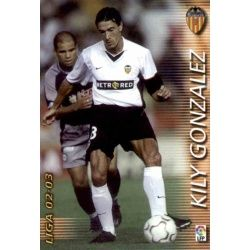 Kily Gonzalez Valencia 318 Megafichas 2002-03