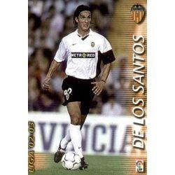 De Los Santos Valencia 315 Megafichas 2002-03