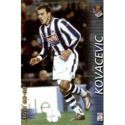 Kovacevic Real Sociedad 306 Megafichas 2002-03
