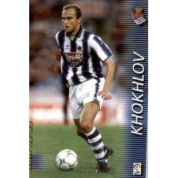 Khokhlov Real Sociedad 304 Megafichas 2002-03