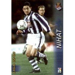 Nihat Real Sociedad 303 Megafichas 2002-03