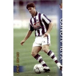 Xabi Alonso Real Sociedad 298 Megafichas 2002-03