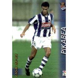 Pikabea Real Sociedad 294 Megafichas 2002-03