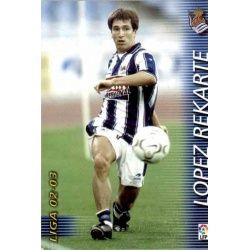 Lopez Rekarte Real Sociedad 246 Megafichas 2002-03
