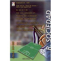 Indice Sevilla 289 Megafichas 2002-03