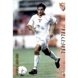 Toedtli Sevilla 288 Megafichas 2002-03