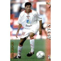 Reyes Sevilla 286 Megafichas 2002-03
