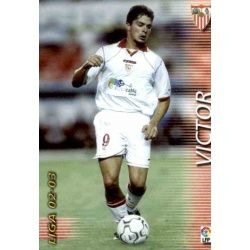 Victor Sevilla 285 Megafichas 2002-03