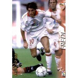 Fredi Sevilla 283 Megafichas 2002-03